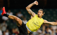 İbrahimovic'ten fantastik gol!