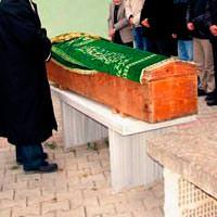 Mezarlığa kadar giden tabut boştu