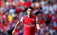 Arsenal'de Arteta da yok