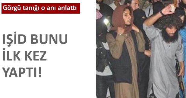 I��D Musulda bir erke�i recm cezas�na �arpt�rd�