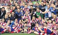 İspanya'nın süperi Atletico Madrid
