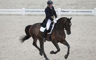 Alman sporcu Filistin'i temsil ediyor
