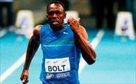 Bolt rekorla veda etti