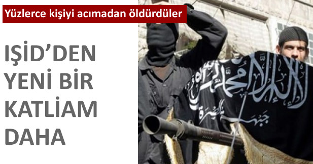 IŞİD 200 askeri öldürdü