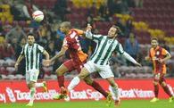 İstatistikler Galatasaray'ı gösteriyor