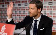Xabi Alonso resmen Bayern'de