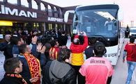 Galatasaray Bursa'da