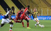 Fenerbahçe'de golcüler iş başında