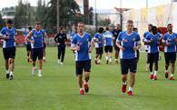 Eskişehirspor'da Özgür Çek şoku