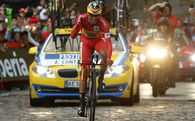İspanya'da zafer Contador'un