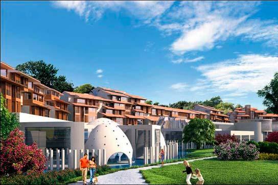 Bolu'ya 250 milyon $'l�k termal kasaba