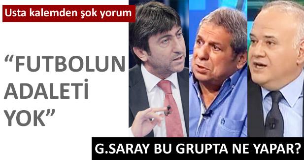 Yazarlar Galatasaray - Anderlecht maçını yorumladı