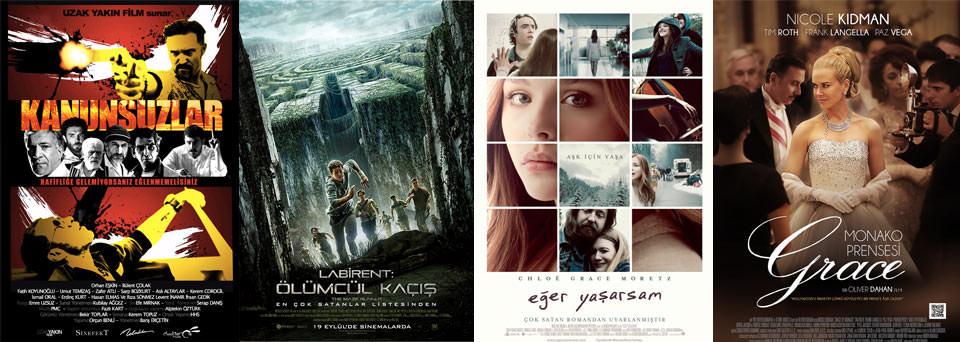 Hangi filme gitmeli?