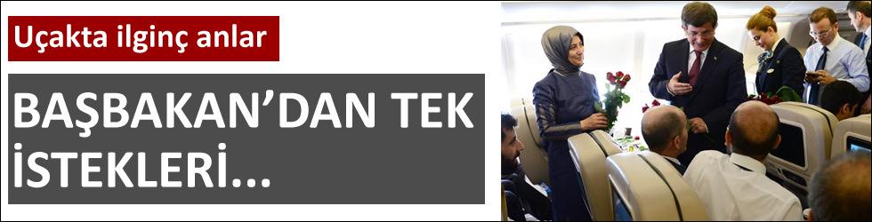 Rehinelerin Başbakan Davutoğlu'ndan tek isteği