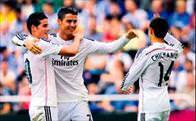 Real Madrid'den Deportivo'ya 8 gol