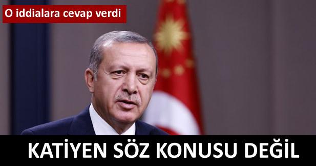 Erdo�an: Maddi de�il diplomasi pazarl��� yap�ld�