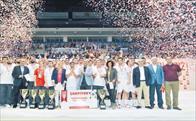 Yıldız Kupası rekor katılımla gerçekleşti