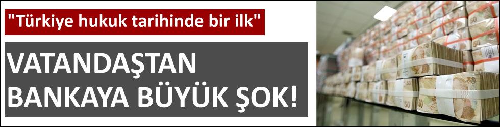 Türkiye hukuk tarihinde bir ilk