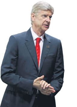 Wenger bile şaşkına döndü