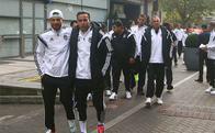 Beşiktaş'ın Londra keyfi