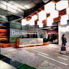 Deloitte'un yeni ofisi verimi % 25 artıra