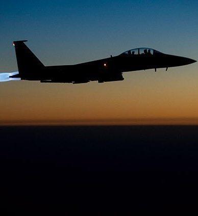 Irak'taki hava saldırısında 26 IŞİD militanı öldürüldü