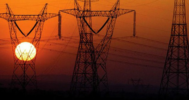 Beş kentte elektrik kesintisi