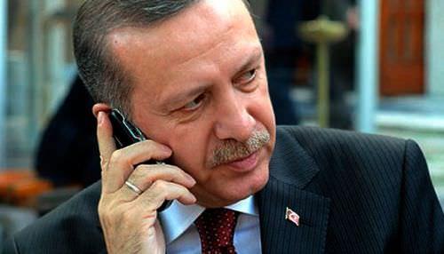 Erdoğan'dan flaş IŞİD telefonu