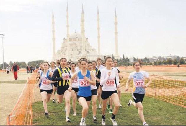 8 İlden 107 sporcu koşucak