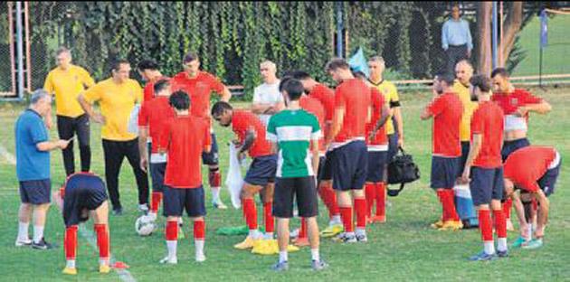 Trabzon hazırlığı