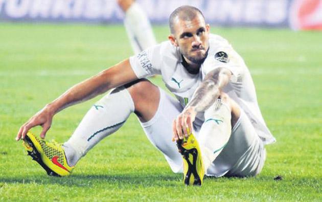 Bursaspor gol yollarında etkisiz