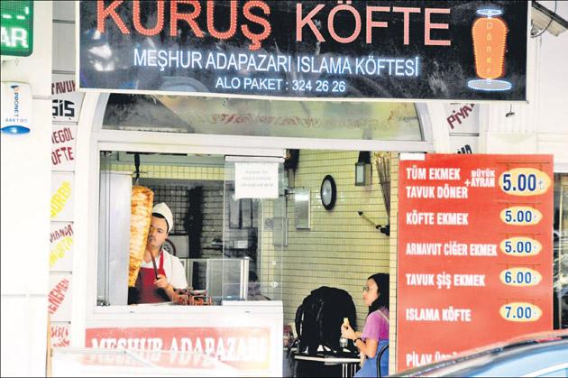 'Gıda teröristleri' Ankara'yı sardı