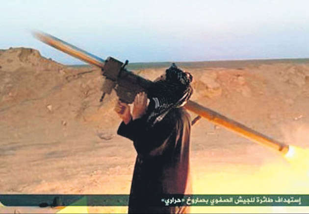 IŞİD, Bağdat'a dayandı