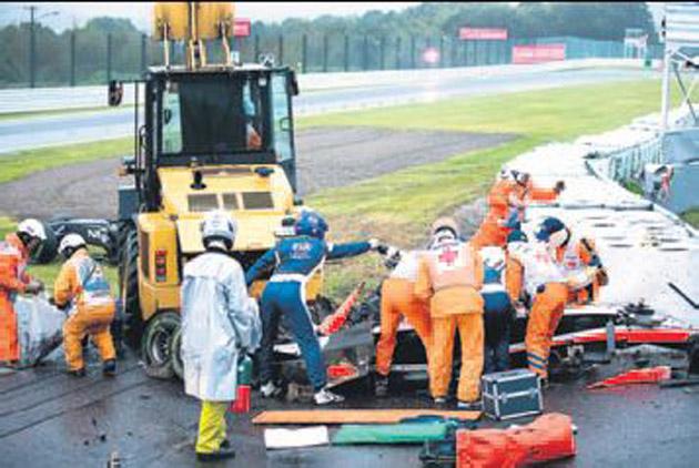 F1'de yeni önlemler