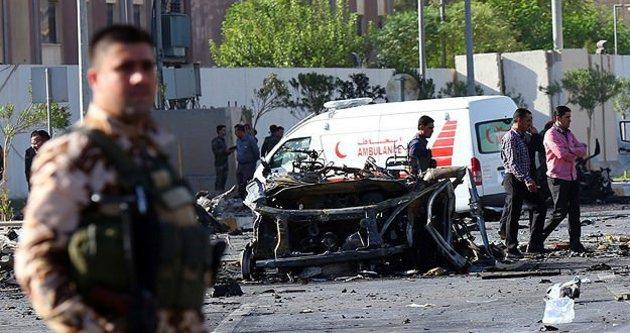 Enbar Emniyet Müdürü bombalı saldırıda öldü