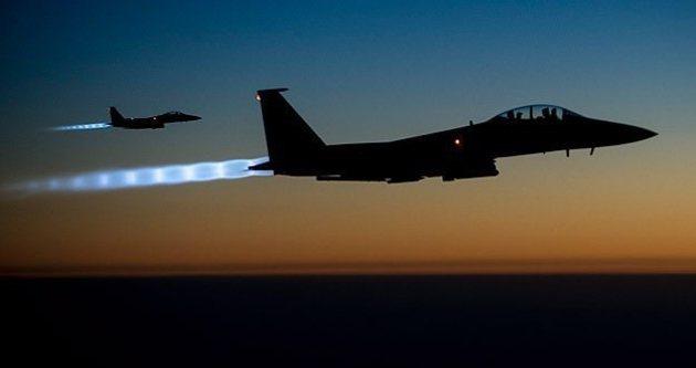Kobani'ye yeni hava saldırısı