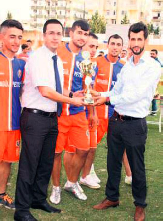 Güney Adanaspor kupasına kavuştu