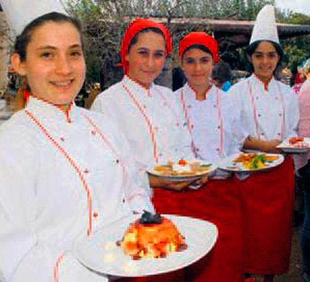 Fethiye'de lezzet yarışması