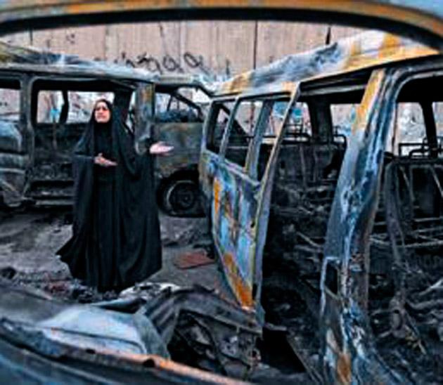 Irak'ta kanlı pazar: 190 ölü
