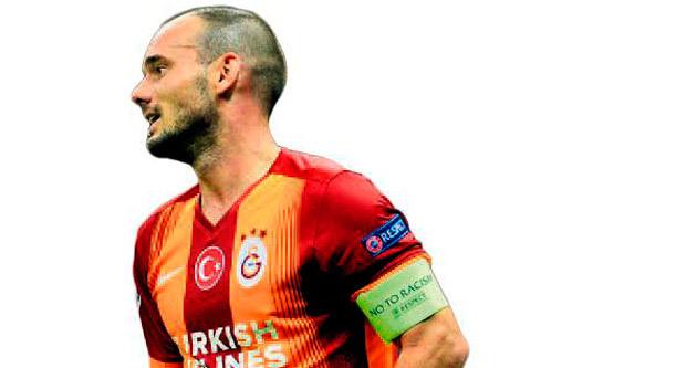İştah açıcı Sneijder