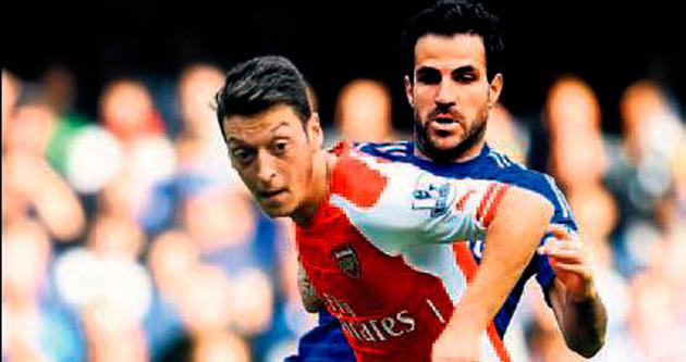 Arsenal'de mutlu MESUT değilmiş!