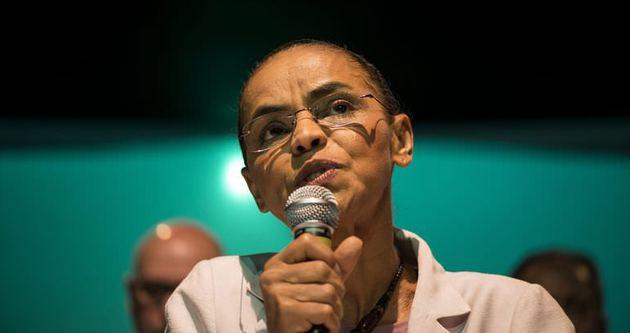 Marina Silva'dan merkez sağa destek