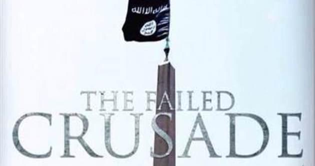 IŞİD Vatikan'a bayrağı dikti