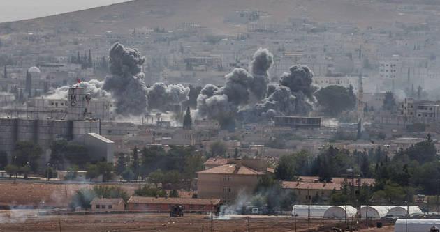 IŞİD'den sınırda intihar saldırısı