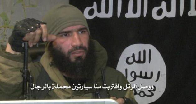 IŞİD'in 'poster çocuğu' öldürüldü!