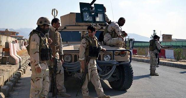Afganistan'da Taliban ile çatışma: 37 ölü