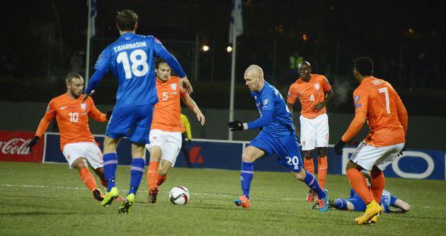 EURO 2016 Elemeleri'nde toplu sonuçlar