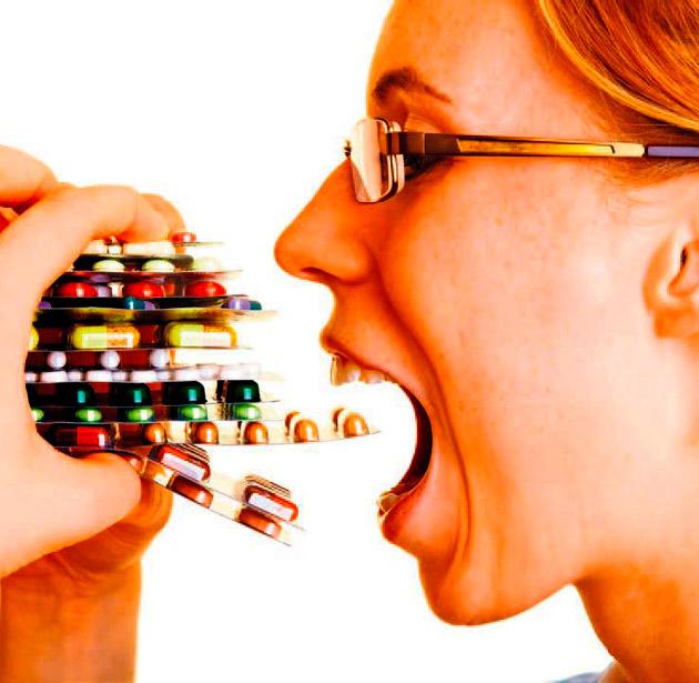 Hasta bir ilaçtan kurtarılıp diğerine mahkum edilmez