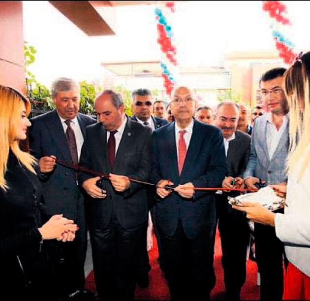 Ümitköy'de huzurevi açıldı