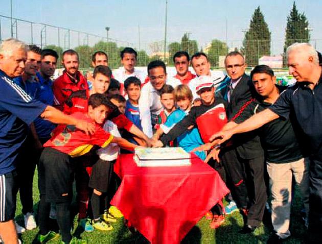 10. Mazhar Zorlu Turnuvası başladı